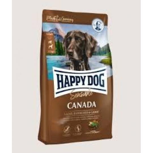 Happy Dog Supreme Sensible Canada 12,5kg  + DOPRAVA ZADARMO