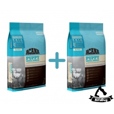 ACANA Heritage Puppy Small Breed 2 x 6 kg