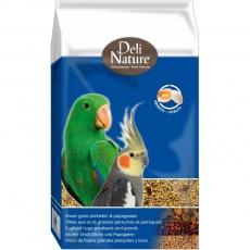 DELI NATURE Egg parakeets and parrots 10 kg - krmivo pre papagáje