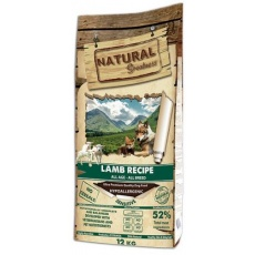 Natural Greatness Lamb Recipe All Breed Sensitiv /jahňa/ 12kg