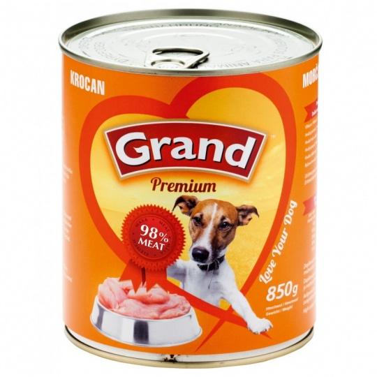 Grand Premium Morka 850 g