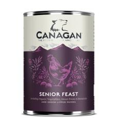 CANAGAN DOG Senior Feast  400 g
