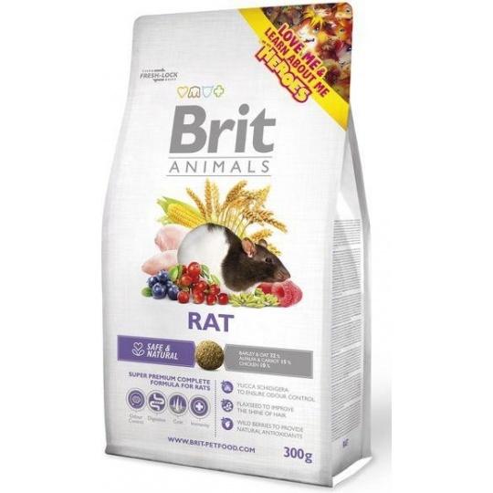 Brit Animals Rat 1,5kg