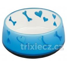 TRIXIE Lovely Dog miska ťažká, plastová 6 l  18 cm