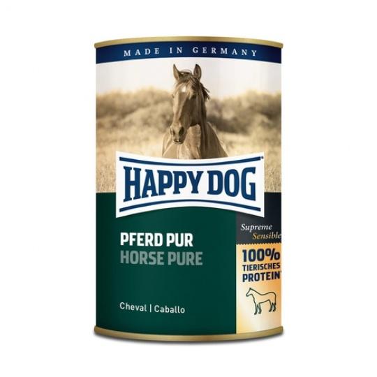 Happy Dog Konzerva Pferd Pur Koňské mäso 6 x 800 g
