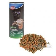 Granulované krmivo pelety pre suchozemské korytnačky 150 g/250 ml