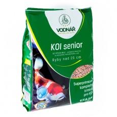 Vodnář krmivo KOI SENIOR 0,5KG