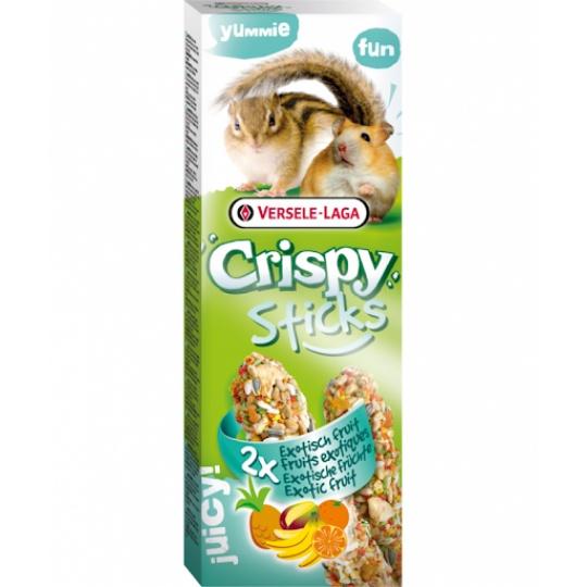 Versele Laga Crispy Sticks Exotické ovocie 2 ks 110 g