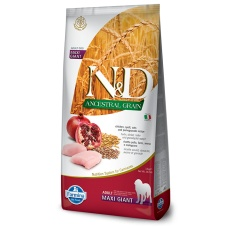 N&D Dog Low Grain Adult Giant Chicken & Pomegranate 12kg