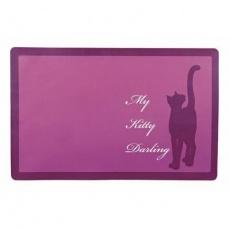 Prostírání My Kitty Darling s kočkou 44 x 28 cm - DOPRODEJ