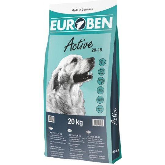 EUROBEN Active 28/18 20 kg + DOPRAVA ZADARMO