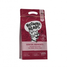MEOWING HEADS Senior Moments NEW 400 g