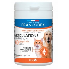Francodex Joint prípravok na kĺby pes, mačka 60tab