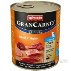 Animonda Gran Carno junior Hovädzie & Kuracie 400 g