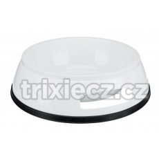 Plastová HEAVY miska s gumovým okrajom