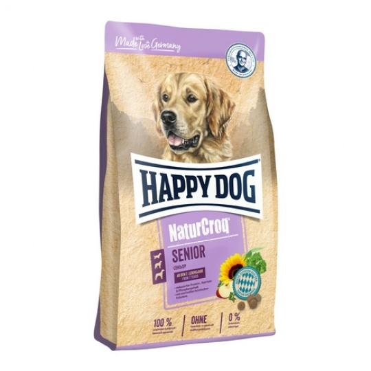 Happy Dog NaturCroq SENIOR 15kg + DOPRAVA ZDARMA