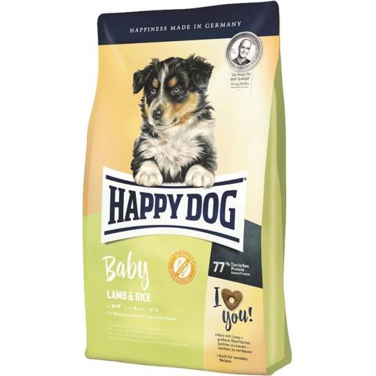 Happy Dog Supreme BABY Lamb & Rice 4 kg