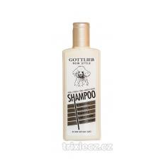 Gottlieb Pudel šampón 300ml - pre pudlov aprikot s makad. olejom
