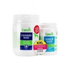 Canvit Chondro Maxi  500 g +Canvit Junior Maxi 230g