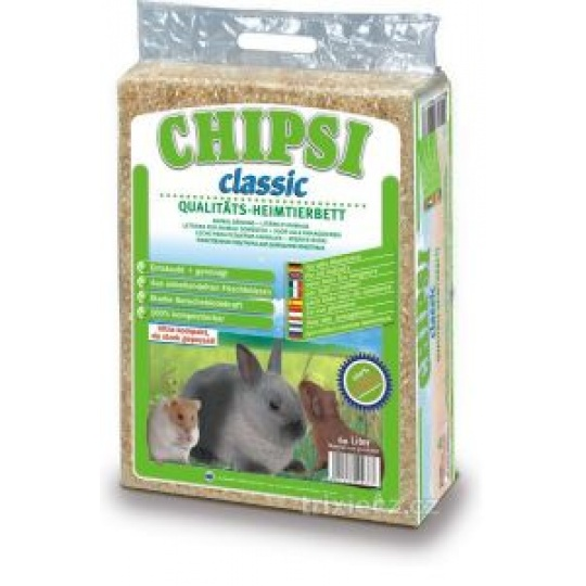 CHIPSI CLASSIC lisované hobliny 60 L