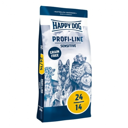 Happy Dog Profi Line Sensitive Grain Free 24/14    20 kg
