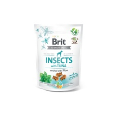 Brit Care Dog Crunchy Cracker. Insects with Tuna 200g