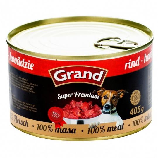 Grand SuperPremium Hovädzie 405 g