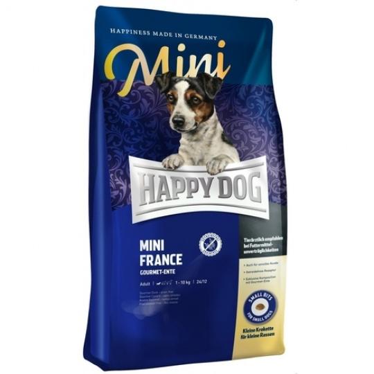 Happy Dog Supreme Mini FRANCE Kačica & Zemiaky 300 g