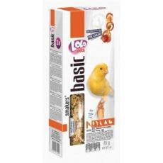 LOLO SMAKERS MIX 3 klasy mix (ovoce,med,vejce) kanár 85 g