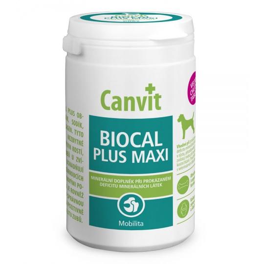 Canvit Biocal Plus MAXI ochutený  230 g