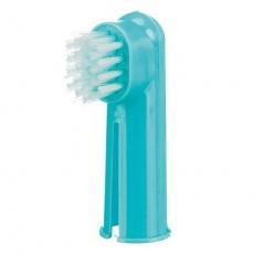 Zubní kartáček na prstík (2ks)