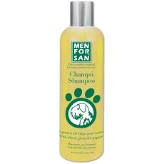 Menforsan Šampón pre šteňatá s pšenič. klíčkami 300ml