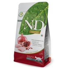 N&D Cat Prime ADULT Chicken & Pomegranate 1,5 kg