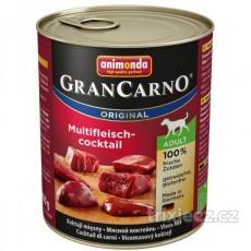 Animonda Gran Carno Adult Multimäsový koktejl   800 g