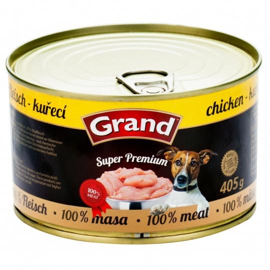 Grand SuperPremium Kuracie 405 g