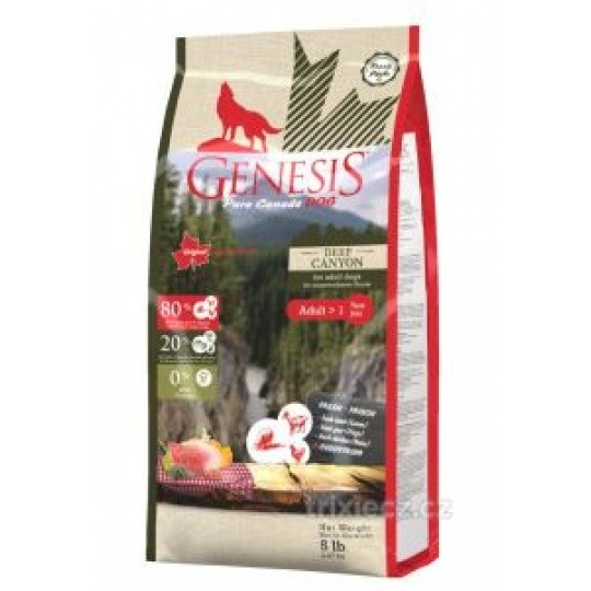 Genesis Pure Canada Deep Canyon Adult 11,79kg