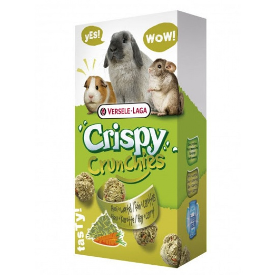 Versele Laga  Crispy Crunchies  so senom  75 g