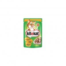 KITEKAT Kapsička Kuracie v šťave 100 g