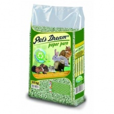 Pets dream - PAPER PUR papírová podestýlka 10 l (4,3 kg)