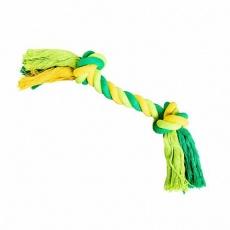 Uzel HipHop bavlněný 2  knoty limetková, zelená