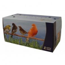 Transportní papírová krabička - malá 15x8x8 cm ASKINO
