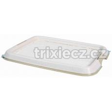 TRIXIE Plastové WC na podložky / plienky pre šteňatá v dvoch veľkostiach