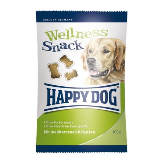 Happy Dog Supreme Wellness Snack 100 g Vitamíny + Bylinky
