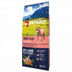 Ontario Adult Large Lamb & Rice & Turkey 12 kg
