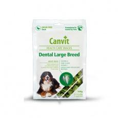 Canvit Snacks Dental Large Breed-Duck 250 g