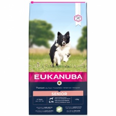 Eukanuba  Mature  Senior Lamb & Rice  12 kg