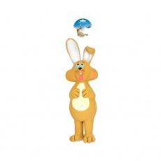 Hračka DUVO+ Zajac so zvukom latexový 23 x 6 x 7 cm