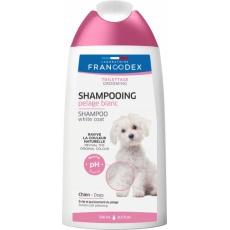 Francodex Šampón na bielu srsť  250 ml