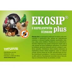 Ekosip Plus s repelentným účinkom 50g