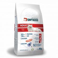 Ontario Cat Adult Chicken 2kg